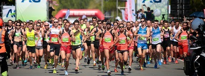CASE: AG Antwerp 10 Miles & Marathon