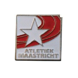 Atletiek Maastricht custom pin badge