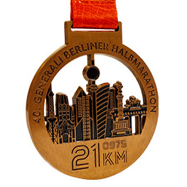 Bronze Antique medal