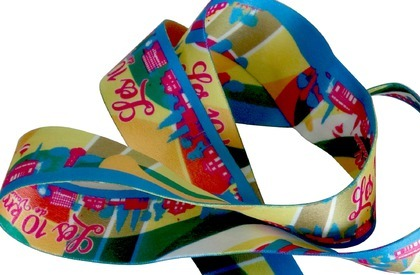 Full colour ribbon