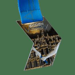 Relay medal Ekiden