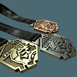 Karl Marx Cup medal