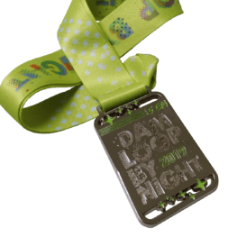 Dam loop by night medal