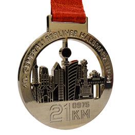 Shiny Silver medal