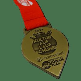 Urban Trail medal