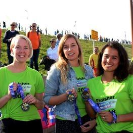 Kustmarathon Zeeland Volunteers
