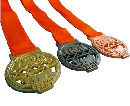 Matt medal