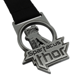 Spartacus Thor medal