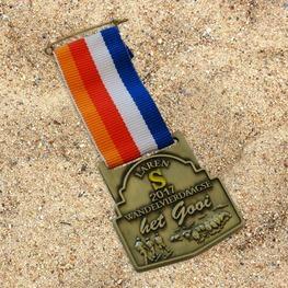 Short ribbon Het Gooi medal